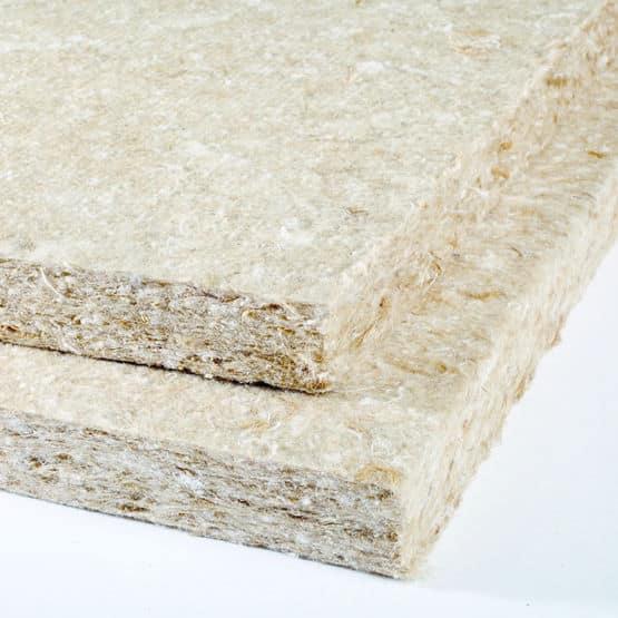 Isonat végétal panneau fibre de chanvre et coton