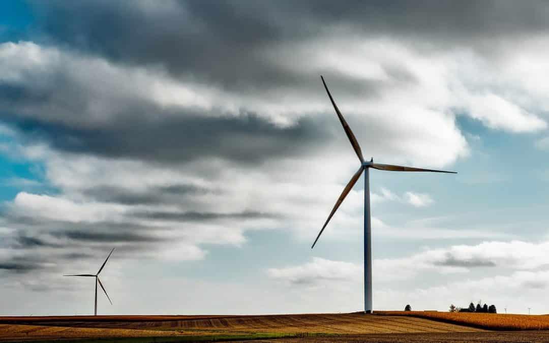 Une éolienne pour profiter de l'électricité solaire