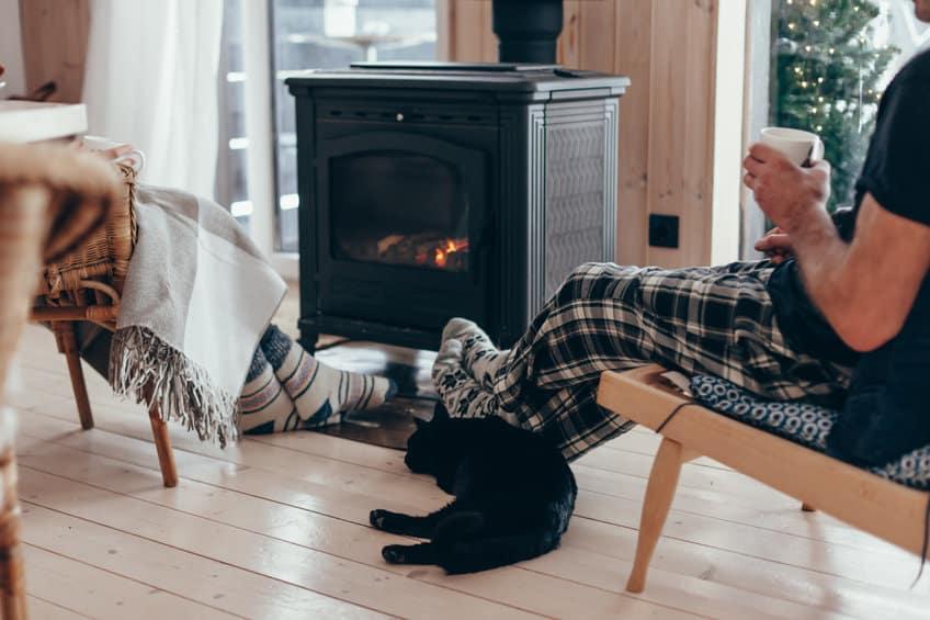 Pourquoi installer un poêle à bois chez vous